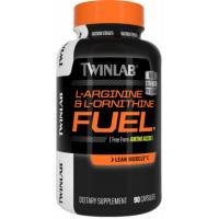L-Arginine & L-Ornithine Fuel (90капс)
