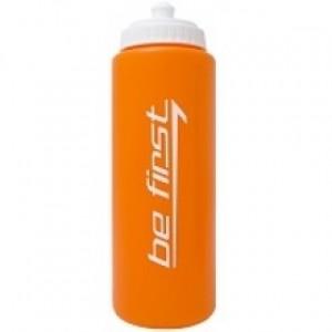 Бутылка Be First для воды, оранжевая (1000мл)