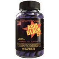 Asia Black 25 Ephedra (100капс)