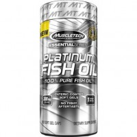 100% Platinum Fish Oil (100гел.капс)